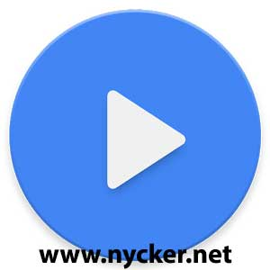Logo oficial de MX Video Player APK