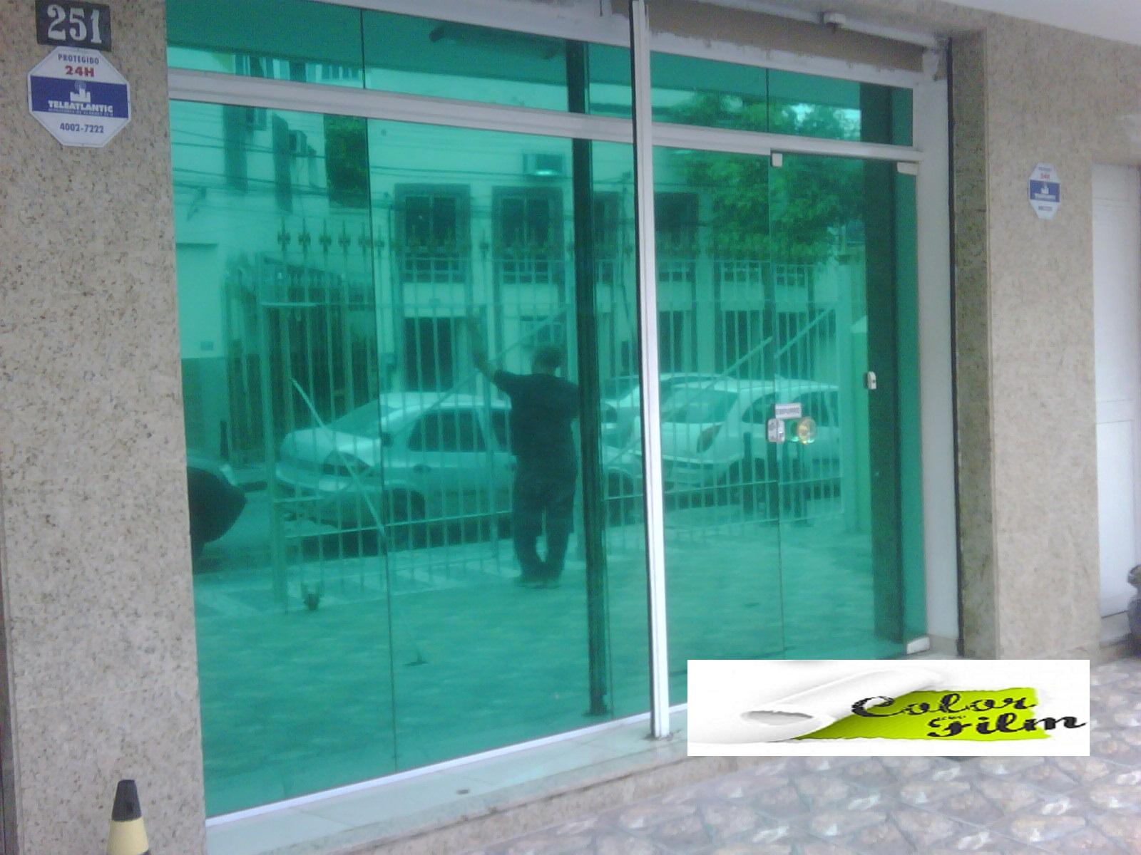 #195F4E  janelas portas vidros RJ Insulfilm para janelas portas vidros RJ 1594 Vidros Ou Janelas Eletrocrômicos