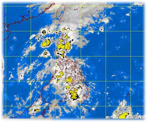 Rainy Day Halalan 2013 by PAGASA