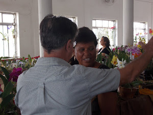 """Palestra sobre """"Como cuidar das orquídeas"""""""