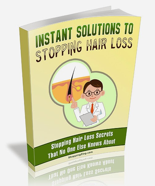 Instant Solutions to Stop Hair Loss
