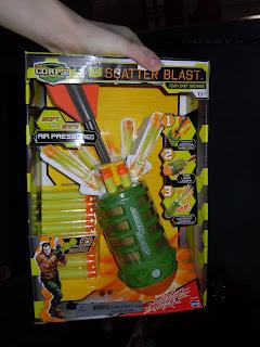 Lasagna678 Nerf Mods Holy Grenades