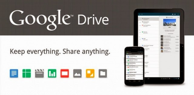 Google Drive for Android & iOS
