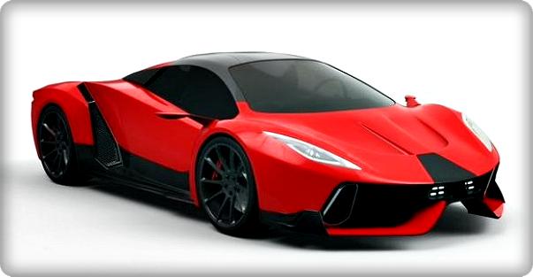 SP-200 SIN Mobil Tercepat di Dunia Hasil Produksi PSC Motors