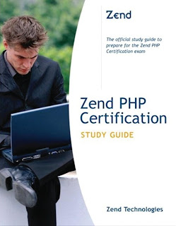 Zend PHP Certification Study Guide free ebook download