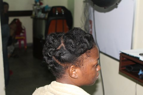 african naturalistas, natural hair bride, arike arts, team natural, natural hair in nigeria, onaturals, akibo tommie