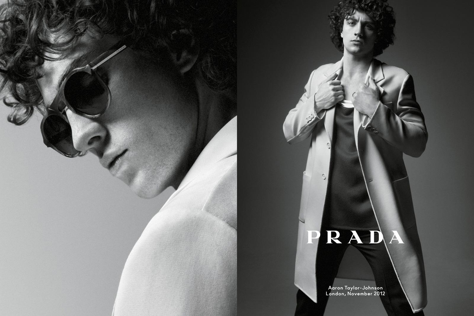 07e85c3f22d8 Prada Spring Summer 2013 Ad Campaign