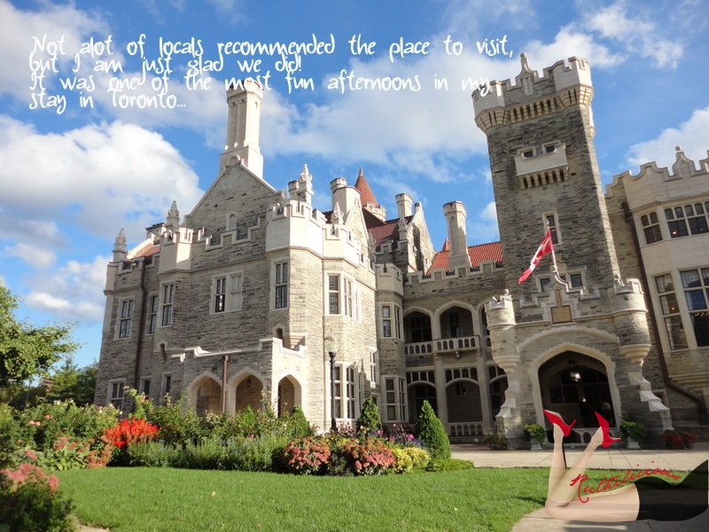 Ruthdelacruz travel and lifestyle blog a visit to casa for Casa loma mansion toronto