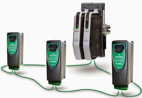 Read out instrumentation signpost profinet protocol added for Emerson ultratech variable speed motor