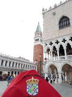 Naveros viajeros en Venecia