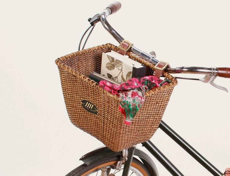 La vida en bici una cesta para mi bicicleta - Cestas para bicicletas ...
