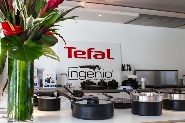 My family loves…Tefal Ingenio pans
