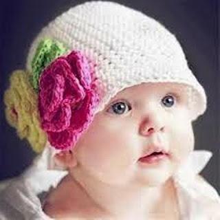 Model Topi Rajut Untuk Anak Bayi