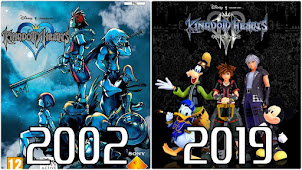 Mes de Kingdom Hearts