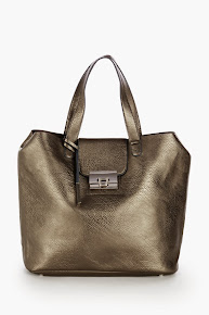 Pewter Bag