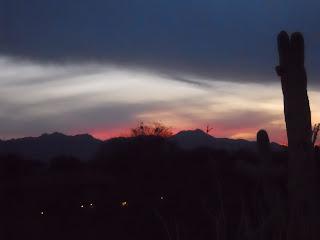 tucson sunset