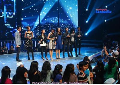 LAGU FINALIS INDONESIAN IDOL 1 JUNI 2012 TOP 5 BESAR
