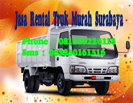 Jasa Rental Dump Truk Surabaya-Majalengka