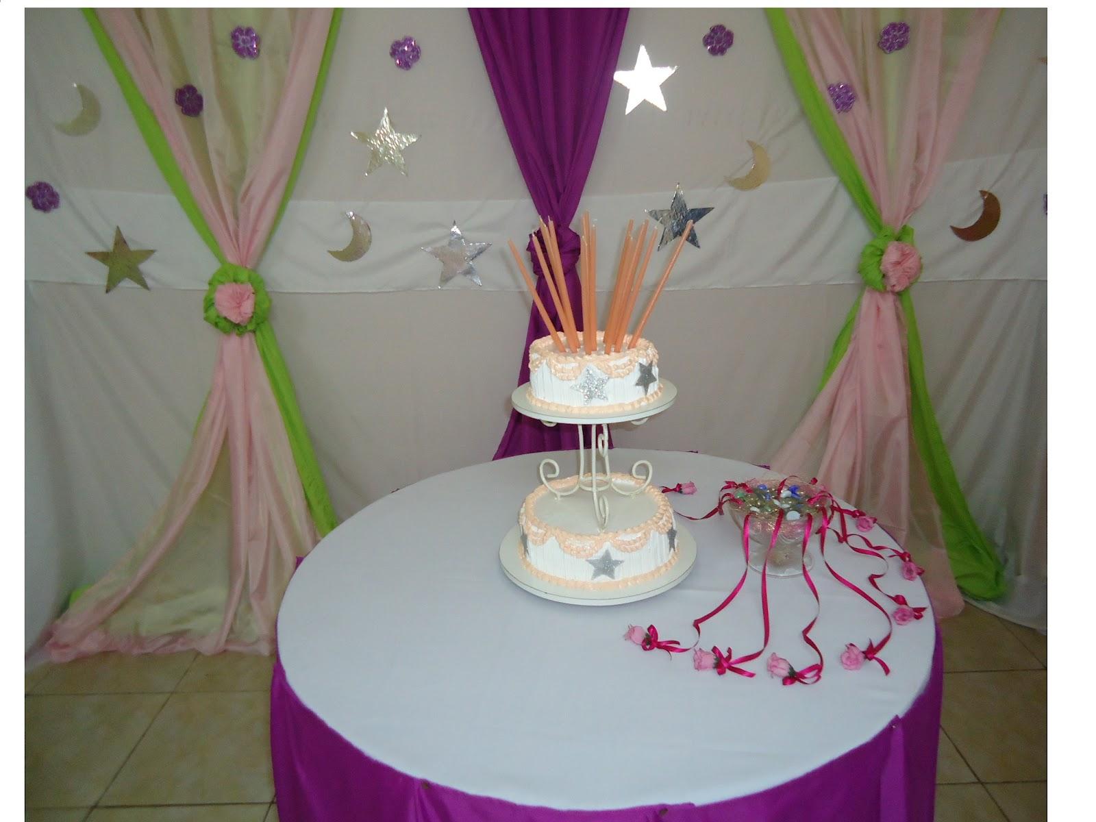 Luly creaciones todo para tus fiestas decoraci n - Estrellas decoracion infantil ...