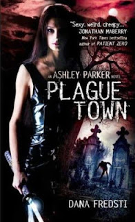 The Plague Town buffy style chick