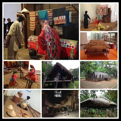Kepercayaan dan Rumah Mengikut Etnik