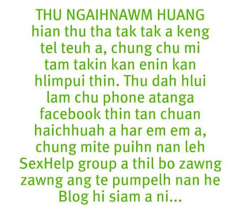 Engahnge nang kher ka lo tawn che by darkx chhangte thu for Beige ka che