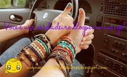 Selo Blogueiro amigo