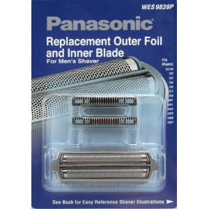 Panasonic Wes9013pc Combo Replacement