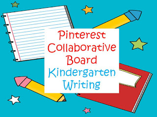 http://www.pinterest.com/sherryclements/kindergarten-writing/