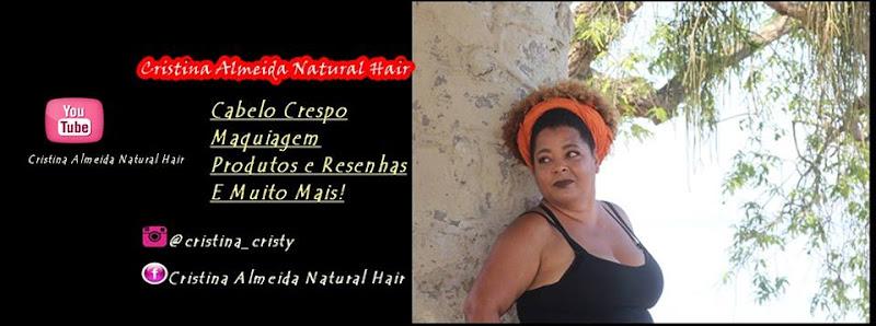 Cristina Almeida - Natural Hair
