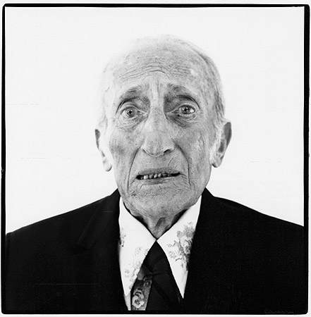 Jacob Israel Avedon, father of Richard Avedon, Sarasota, Florida, 1969 ...