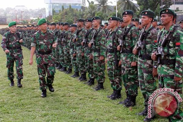 31.370 personil TNI AD amankan pilpres