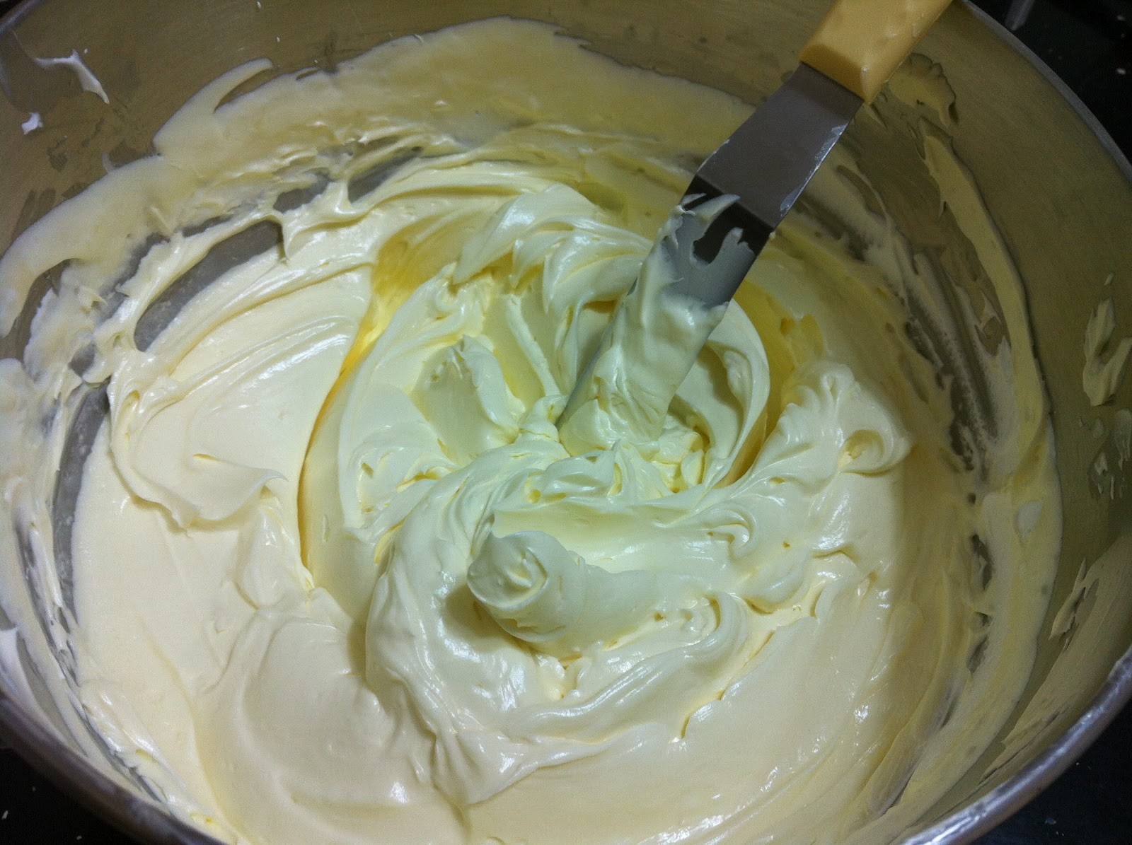 Food for thought: Swiss Meringue Buttercream