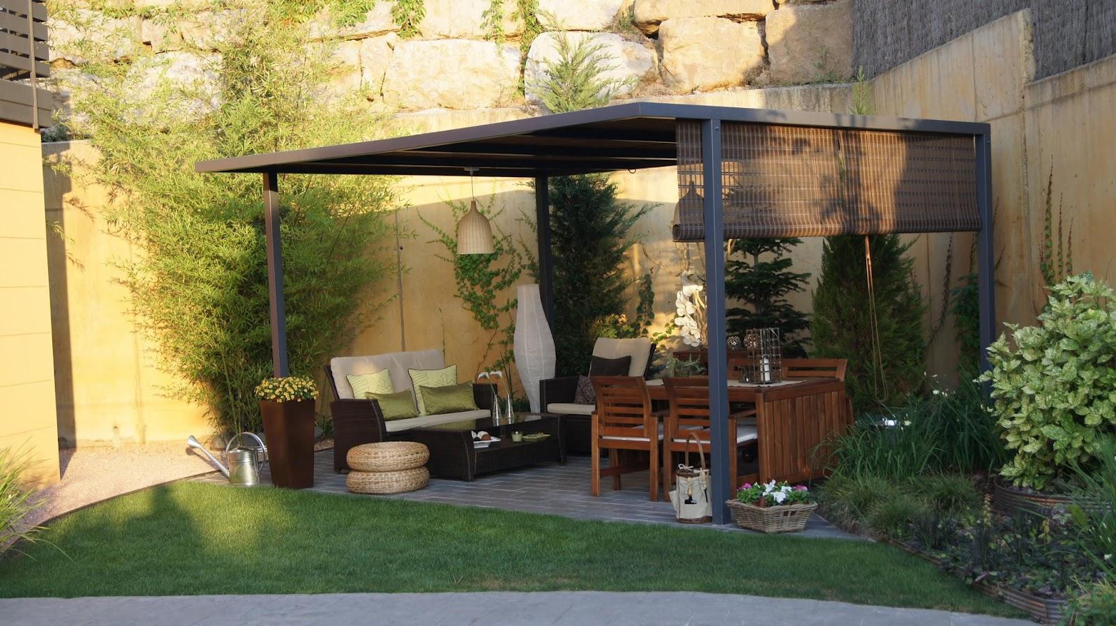 Porches decorados fabulous giardino duinverno verande - Ideas para decorar porche entrada ...