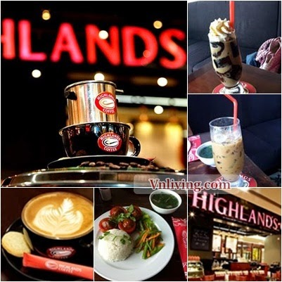 Highland Coffee The Manor