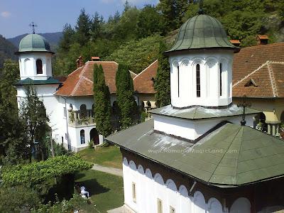 Turnu Monastery, Oltenia, Valcea county