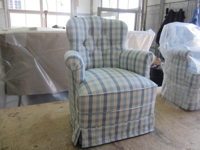 Stoel Bekleden Stof : Stofferen van stoelen en zetels: stofferen van zetels en stoelen