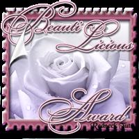 Beauti Licious Award