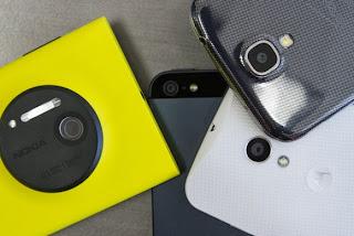 Top 5 Camera phones between Rs 10-50K for Diwali