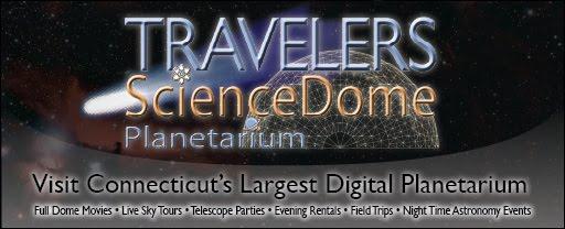 The Travelers ScienceDome Planetarium