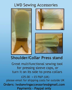 Shoulder/collar press stand