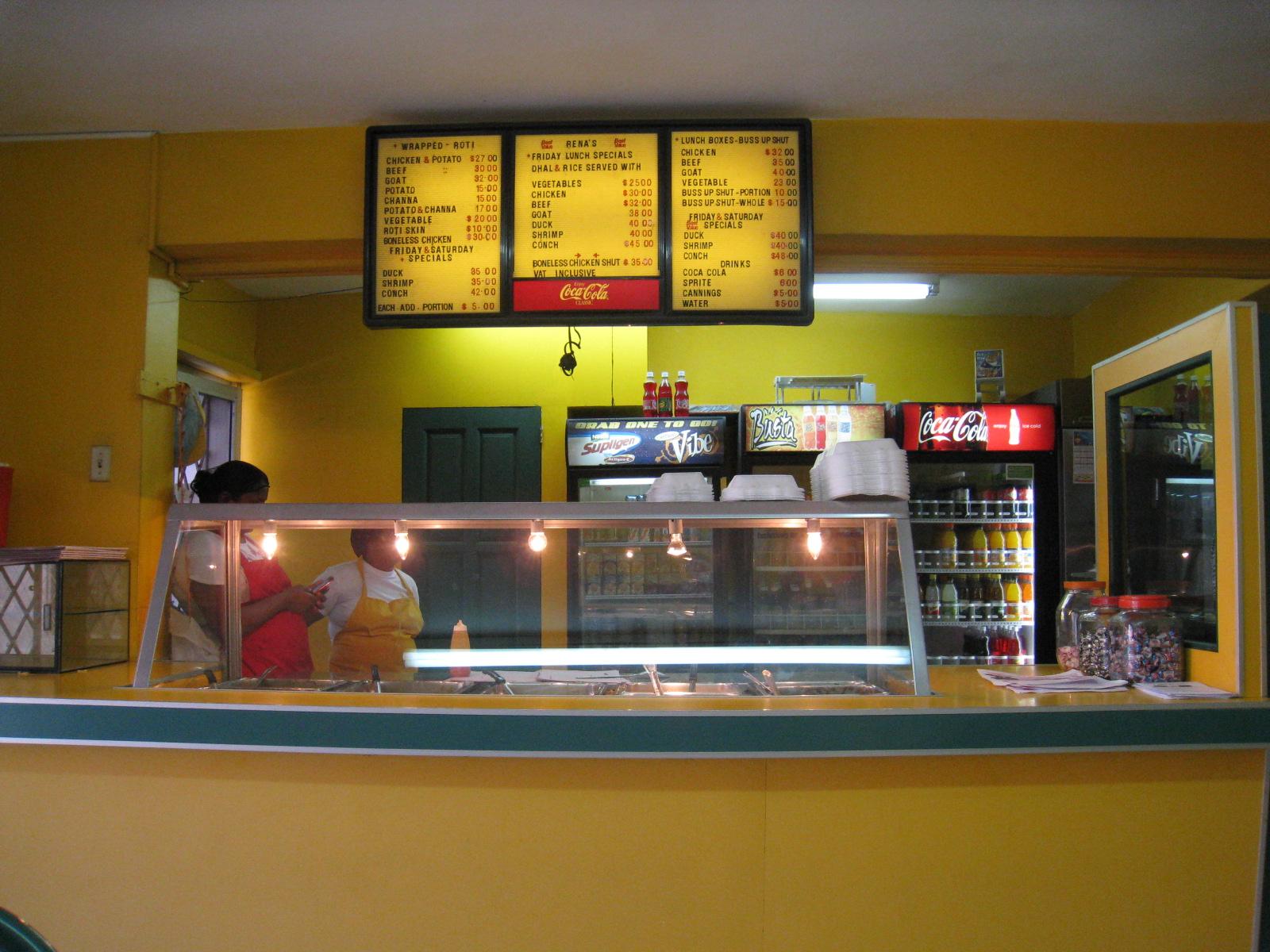 Tobago Cafe