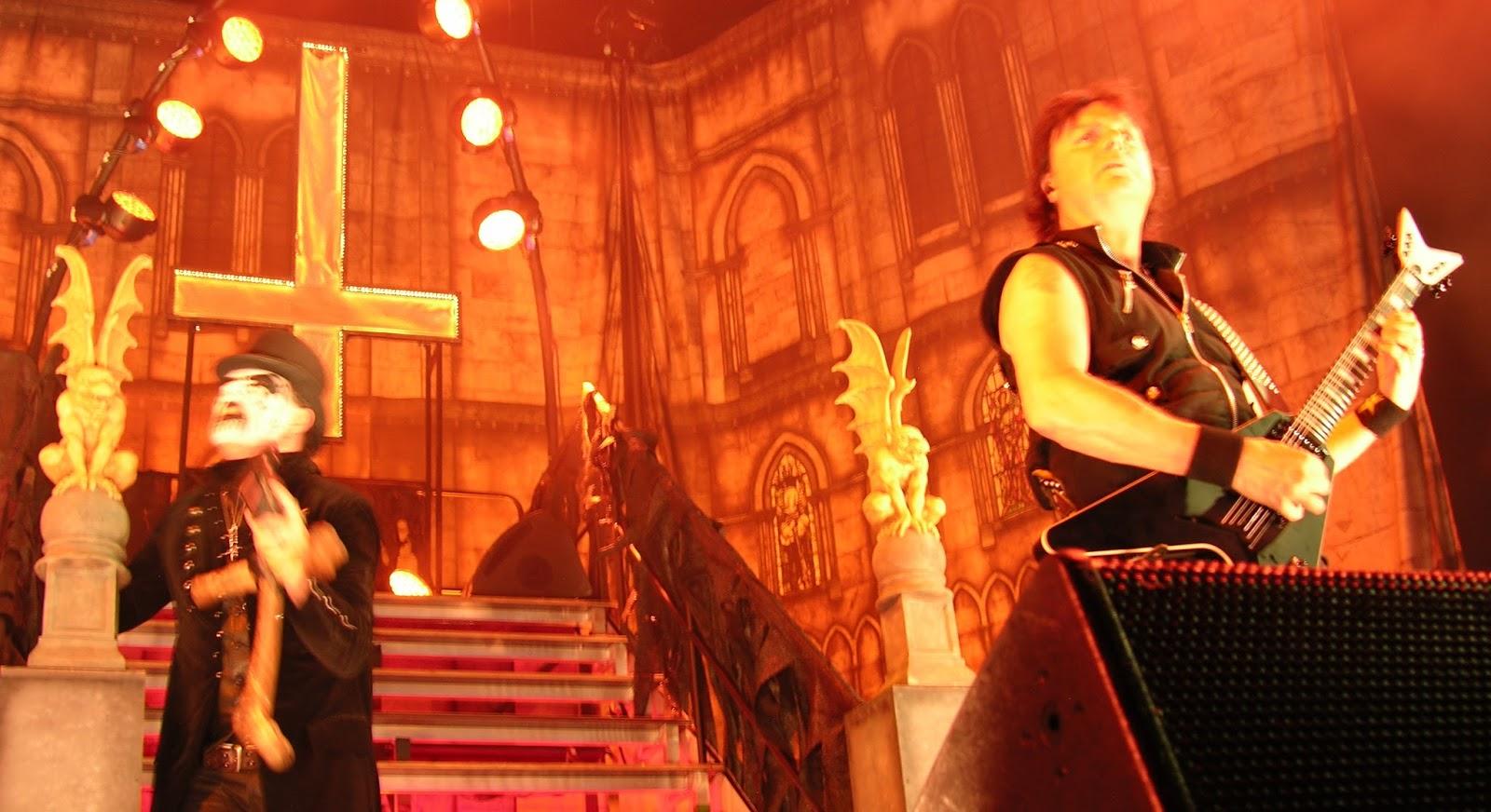 The Full Metal Racket Show: Mayhem Fest 2015 with Slayer ...