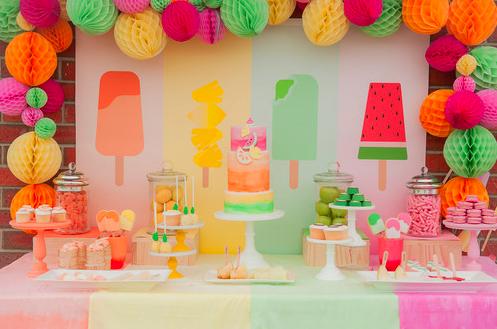Decoraciónes de cumpleaños sencillas - Imagui