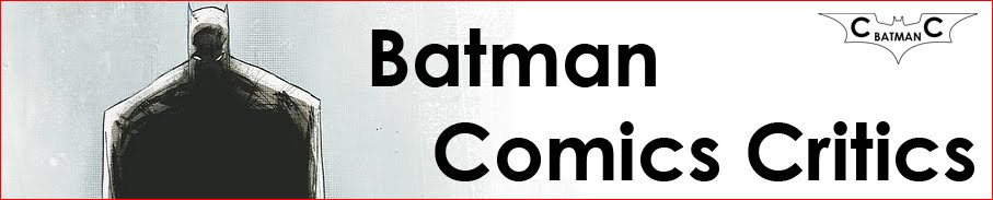 Batman Comics Critics