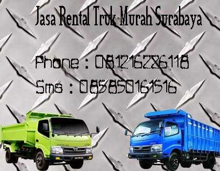 Jasa Rental Truk Murah Surabaya-Yogyakarta