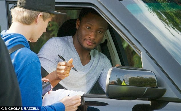 Mikel Obi Addresses His Flamboyant Lifestyle And Talks On Peoples Reaction To His Wealth…Watch Video