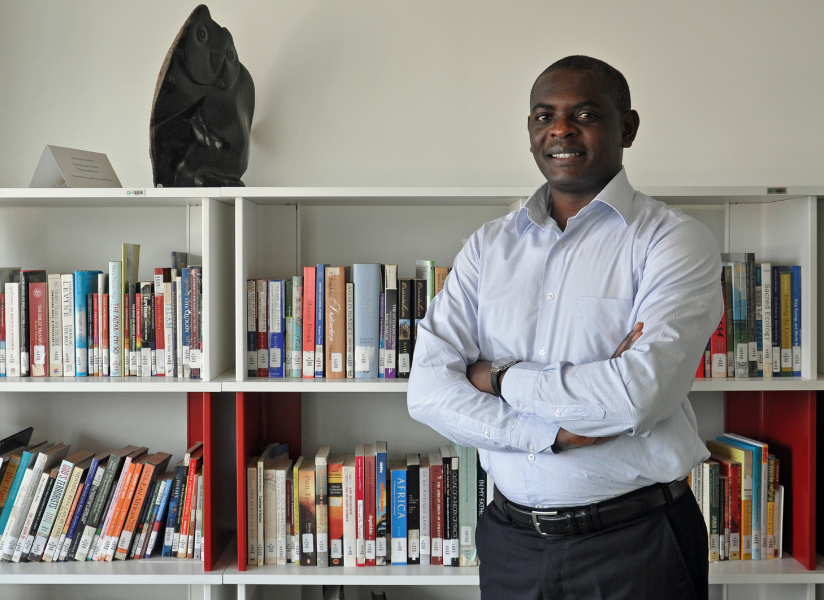 Alex O. Awiti:  Platform for Engaged Global Citizens