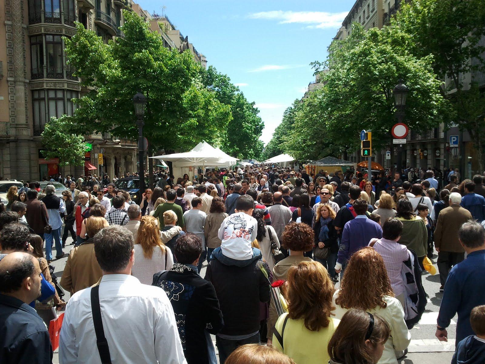 Leemos en casa abril 2011 - Casa del libro barcelona rambla catalunya ...