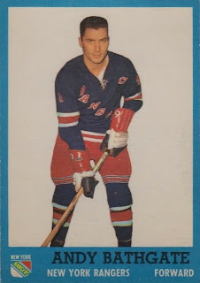 andy bathgate new york rangers